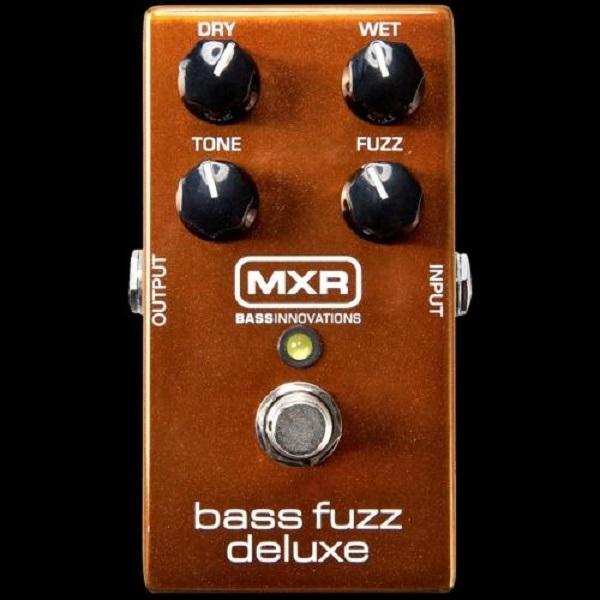 Dunlop - Mxr - [M84] Effetto Bass Fuzz Deluxe