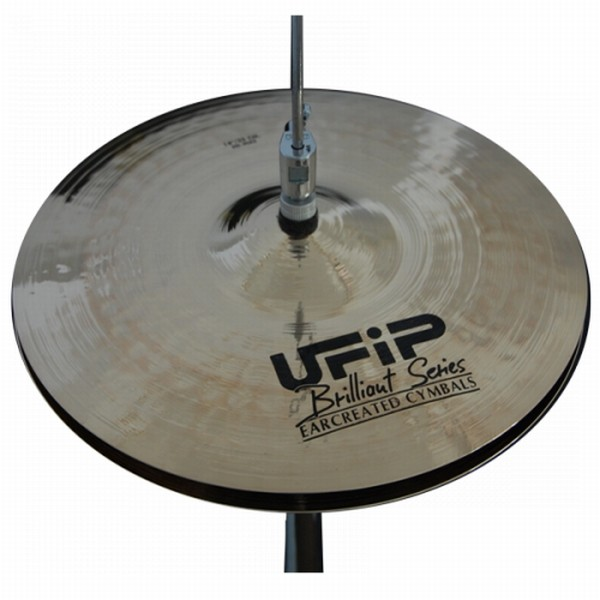Ufip - Brilliant - Hi Hat 13""