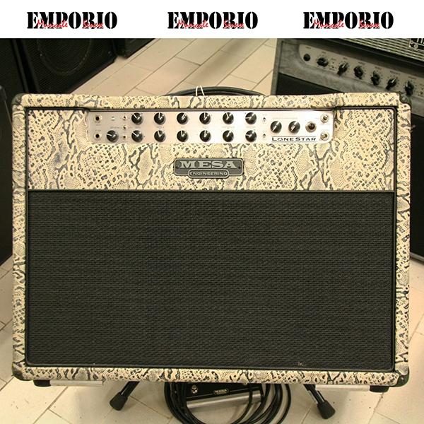 Mesa Boogie - Amplificatore chitarra Mesa Boogie Lonestar