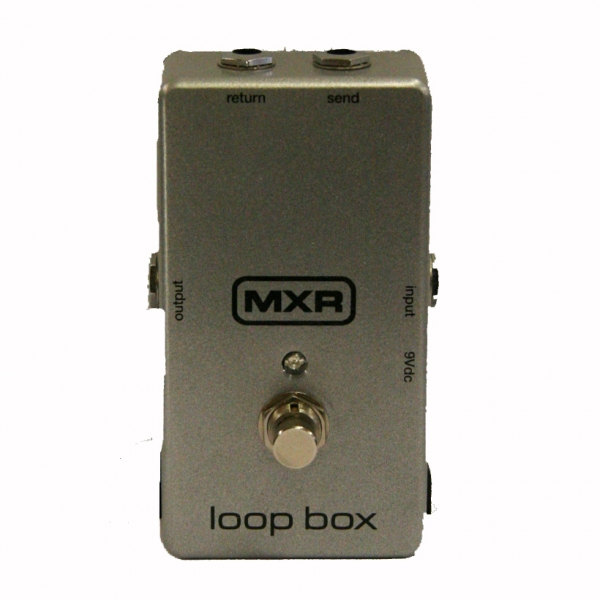 Dunlop - Effetto a pedale M197 Loop Box