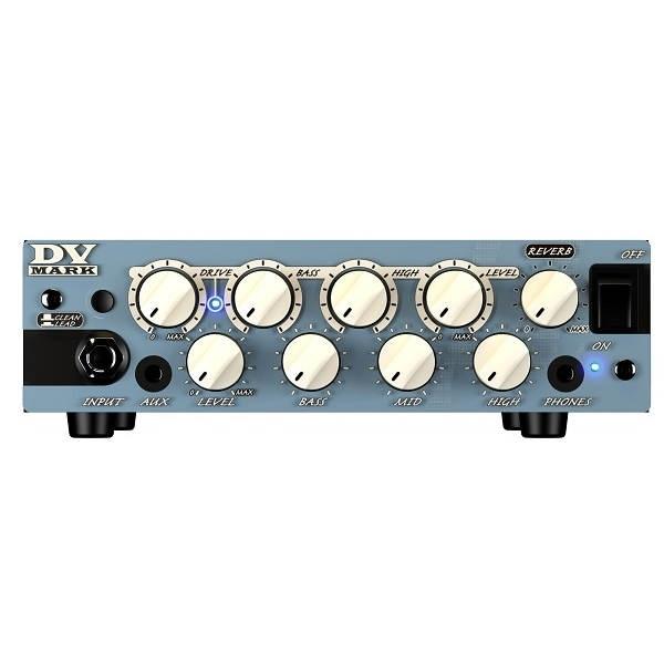 DV Mark - [DV-Micro-50] Testata per chitarra micro, 50watt