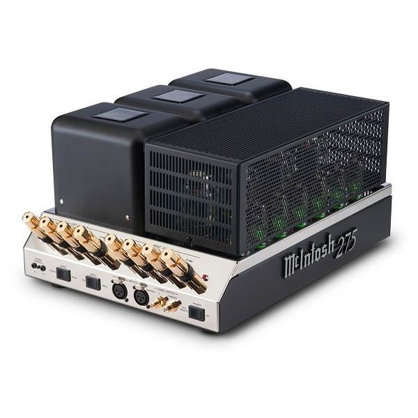 McIntosh - [MC-275-V1] Amplificatore amplificatore finale stereo a valvole