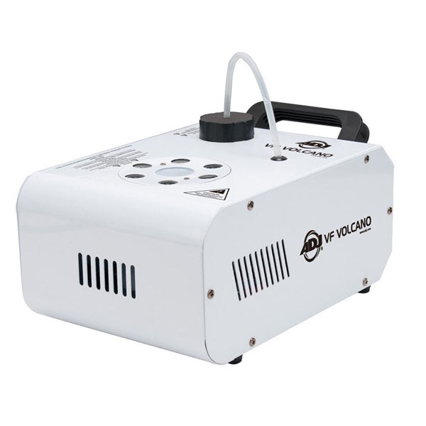 American DJ - [VF VOLCANO] Macchina del fumo 700W + 6 led da 3W RGB