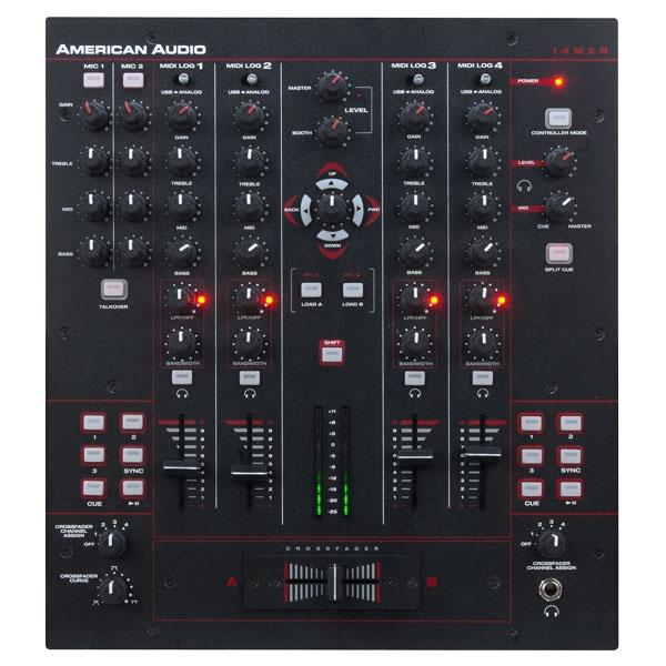 American Audio - [14 MXR] Mixer 4 canali
