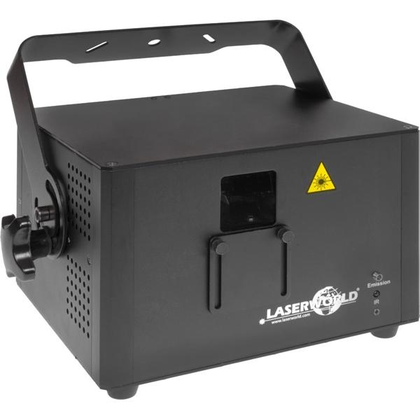 LaserWorld - [PRO-1600RGB] LASER 1600MW. RGB
