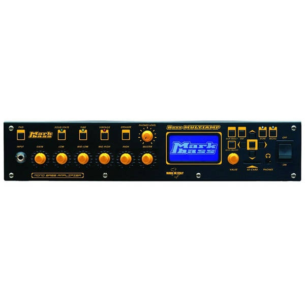Markbass - [Multiamp-s] Testa per basso 500watt by Markbass