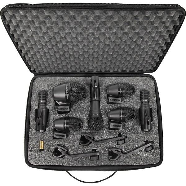 Shure - [PGA-DRUMKIT-7] Full Kit microfoni batteria