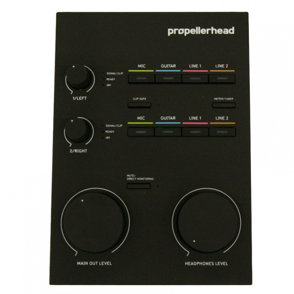 Propellerhead - Scheda Audio Propellerhaed Balance