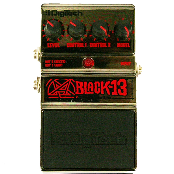 Digitech - Black 13