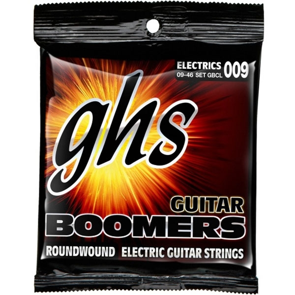 Ghs - Boomers - GBXL Muta chitarra elettrica .009-.042