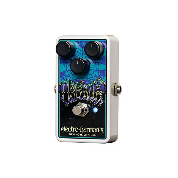 Electro Harmonix - [Octavix] Effetto a pedale octave-fuzz