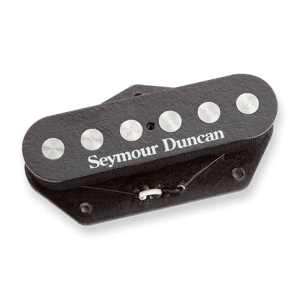 Seymour Duncan - [11202-14-T-STL-3T]  PICKUP QUARTER POUND TELE - BRIDGE