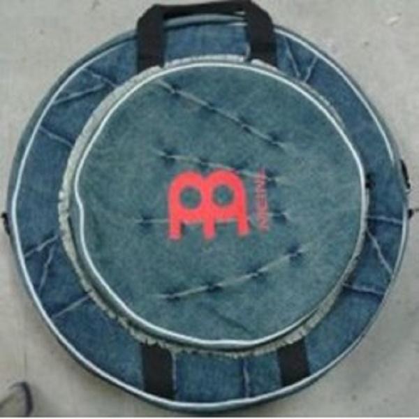 Meinl - [MCB21-HD] Custodia per piatti batteria in jeans