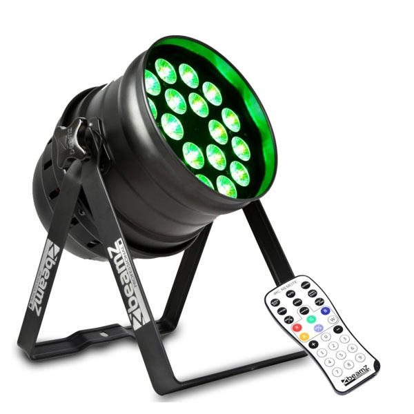 BeamZ - [LED PAR64] 18X12W RGBW