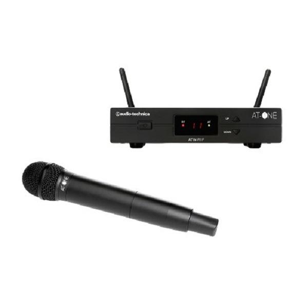 Audio Technica - [ATW-13F] Ricevitore a trasmettitore palmare