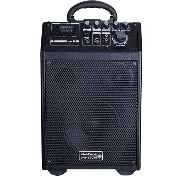 DJ-Tech - [UCUBE 85 MK V] Sistema di amplificazione portatile 75W