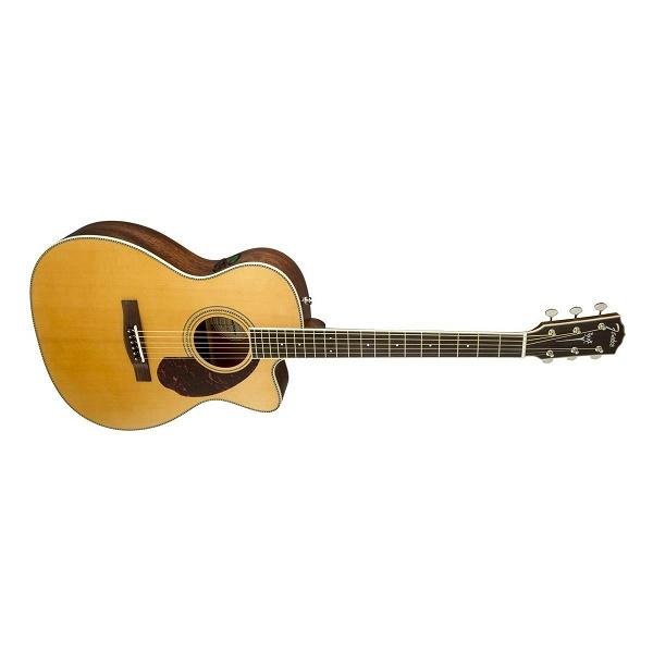 Fender - [096251221-PM-3 STANDARD TRIPLE] CHITARRA ACUSTICA AMPLIFICATA, NATURAL