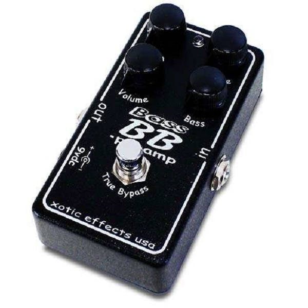 Xotic Effects - [Xotic Bass BB] Preamplificatore per basso