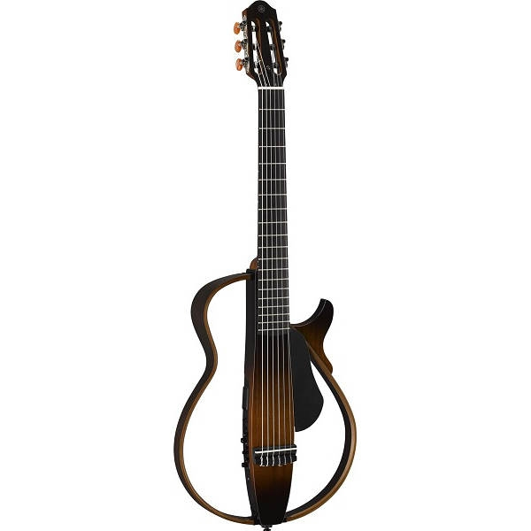 Yamaha - [SLG200N] Silent guitar Tobacco Brown Sunburst