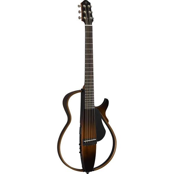 Yamaha - [SLG200S] Silent guitar Tobacco Brown Sunburst