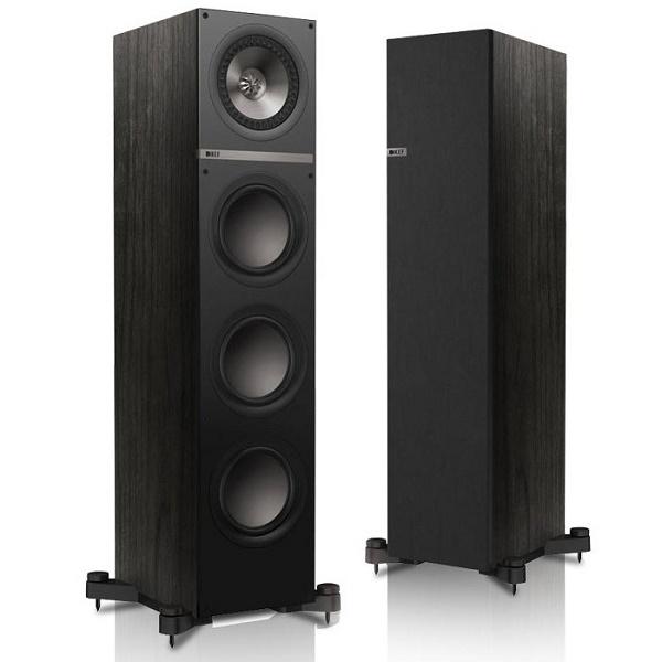 KEF - [KEF Q700] Diffusore acustico da pavimento, nero