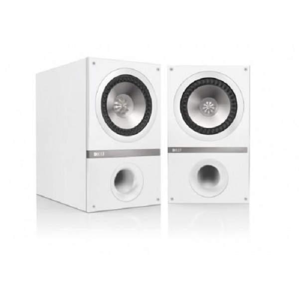 KEF - Serie Q - [KEF Q300] Coppia Diffusori acustici da scaffale, bianco