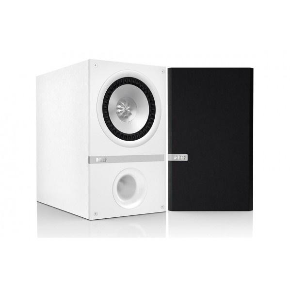 KEF - Serie Q - [KEF Q100] Cassa acustica da scaffale, bianca