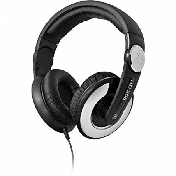 Sennheiser - [HD205II] Cuffia stereo chiusa, sovraurale