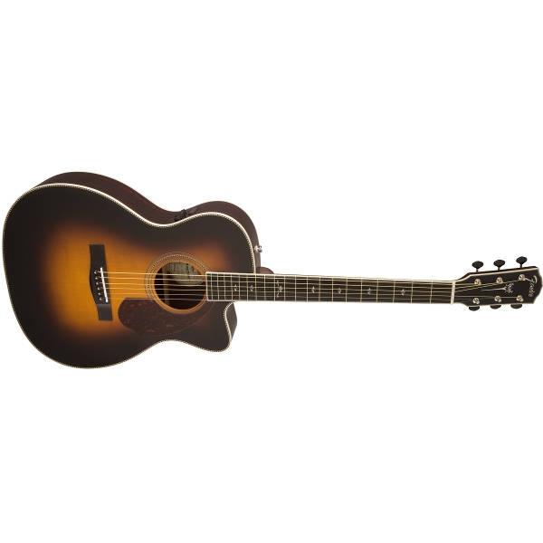 Fender - [0960291203] CHITARRA ACUSTICA ELETTRIFICATA PM-3 DELUXE TRIPLE O, SBST