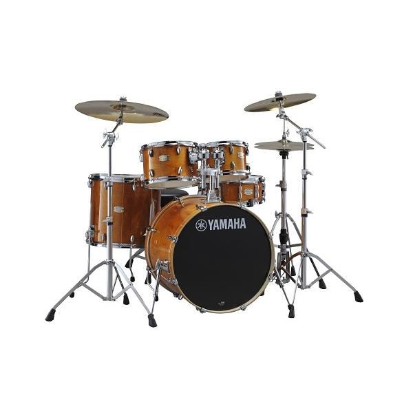 Yamaha - Club Custom - [Stage-Custom-Birch] Set fusti batteria HONEY AMBER 18X15 12X8 14X13