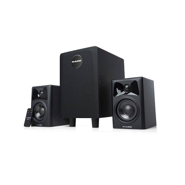 m audio av32 1 monitor speaker subwoofer. Black Bedroom Furniture Sets. Home Design Ideas