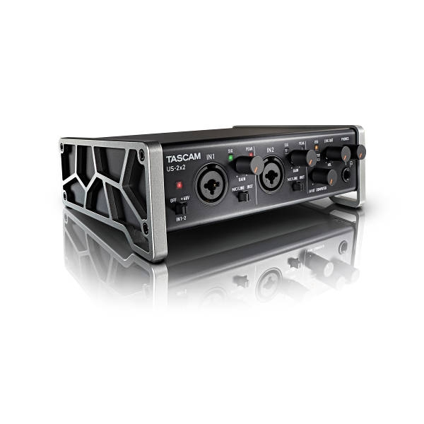 Tascam - [TASCAMUS2X2] US-2X2 INTERFACCIA AUDIO/MIDI