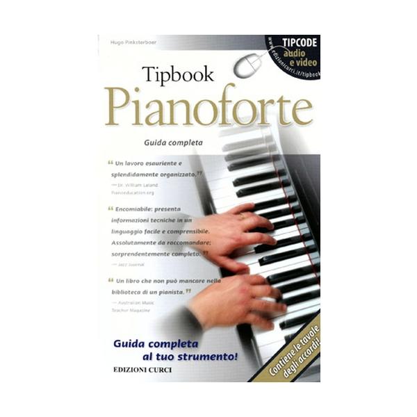 Curci Edizioni - Tipbook - Pianoforte (9788863950663)