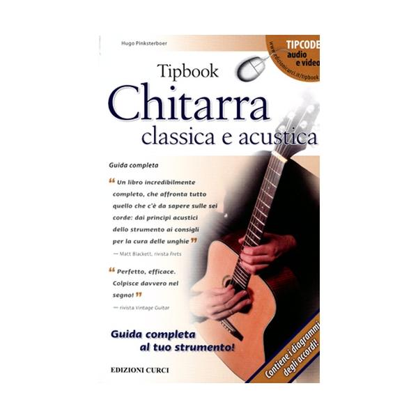 Curci Edizioni - Tipbook - Chitarra Classica ed Acustica (9788863950670)