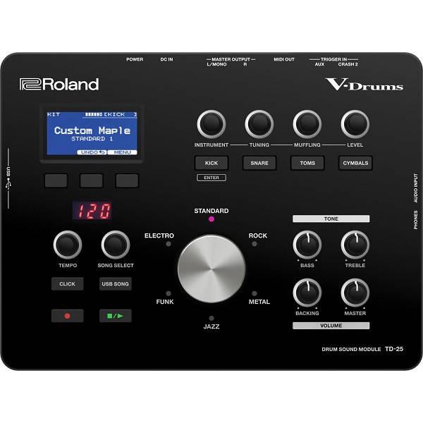 Roland - [TD-25] Modulo sonoro TD-25