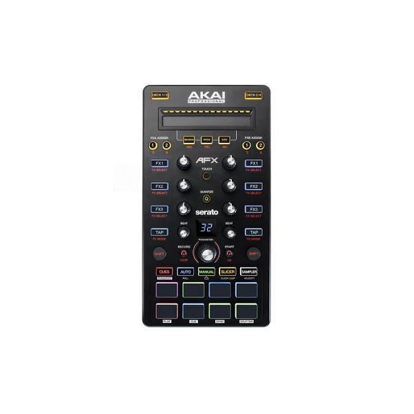 Akai - [AFX] SERATO DJ FX, SAMPLER & FLIP CONTROLLER