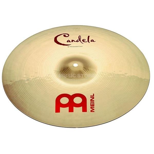 "Meinl - [CA14C] PIATTO BATTERIA CANDELA PERC. CRASH 14"""