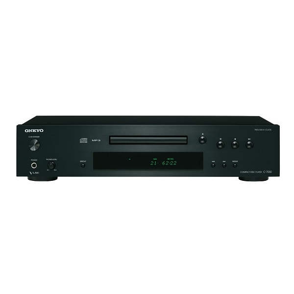 Onkyo - ONKC-7030B Lettore Compact Disc, black