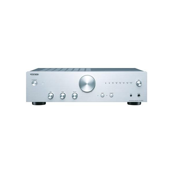 Onkyo - [ONKA-9010S]  Amplificatore stereo integrato, silver