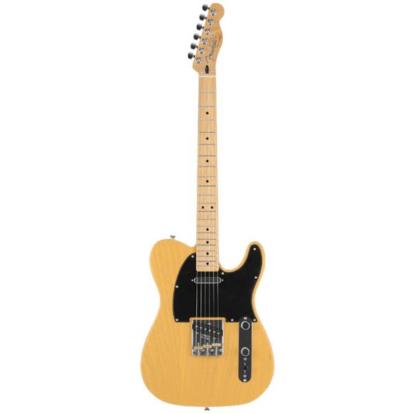 Fender - [0140112550] DELUXE TELECASTER MN BTB