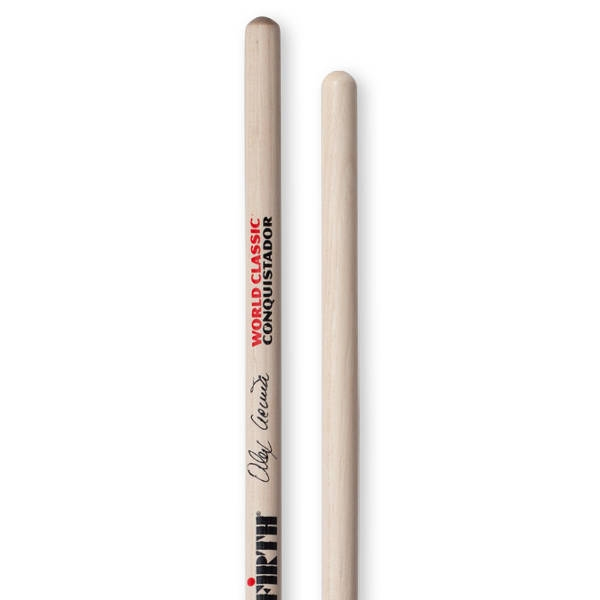 Vic Firth - [WC-SAAC] BACCHETTE X TIMBALE A.ACUNA CONQUISTADOR,  CLEAR