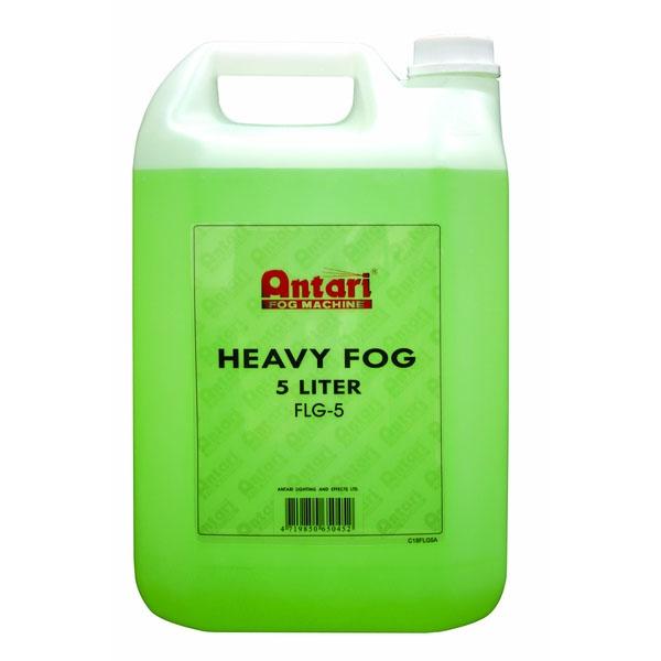 Antari - [ANTFLG5] Liquido per FOG/HAZE machine