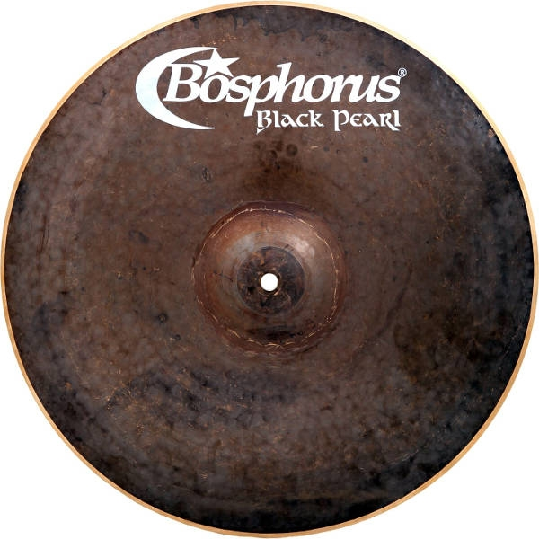 "Bosphorus - [R-21BP] Piatto RIDE 21"" BLACK PEARL"