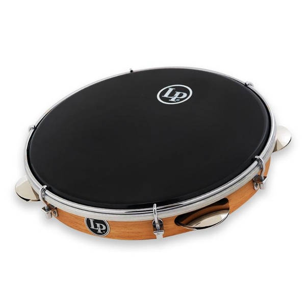 Lp Latin Percussion - [LP3012-SM] PANDEIRO BRASILIANO 12""