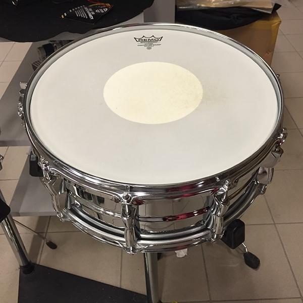 Yamaha - Rullante Acciaio