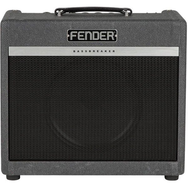 Fender - [2262006000] BASSBREAKER 15 COMBO amplificatore a volvole per chitarra