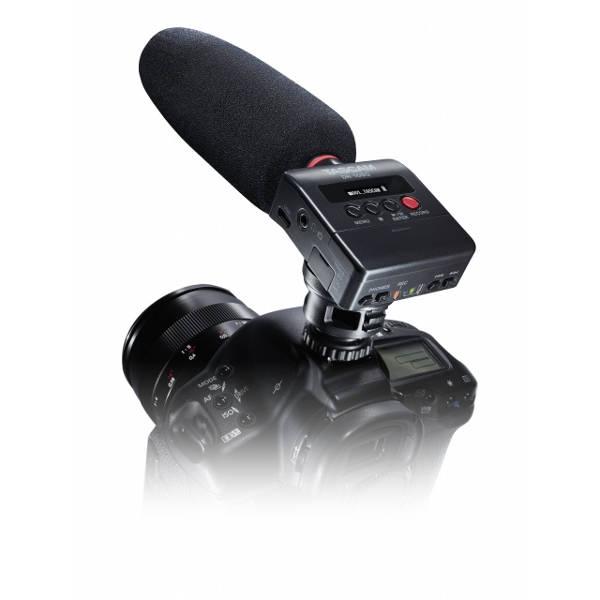 Tascam - [DR10SG] MICROFONO/REGISTRATORE DIGITALE PER FOTOCAMERA REFLEX DSLR