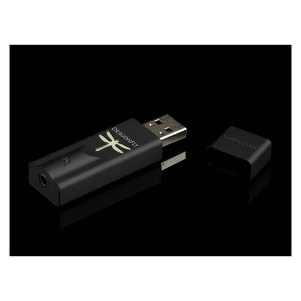 Audioquest - [DRAGONFLY-BK] Convertitore DAC-USB Dragonfly Black 1.5
