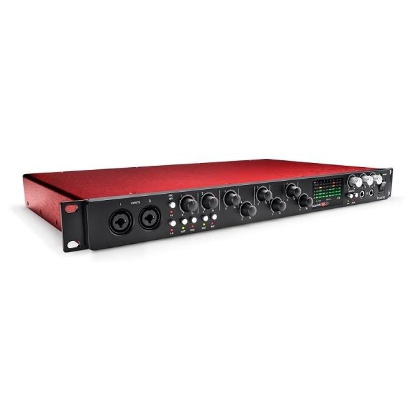 Focusrite - Scarlett 18i20  2°Gen. Scheda audio usb 8 preamp
