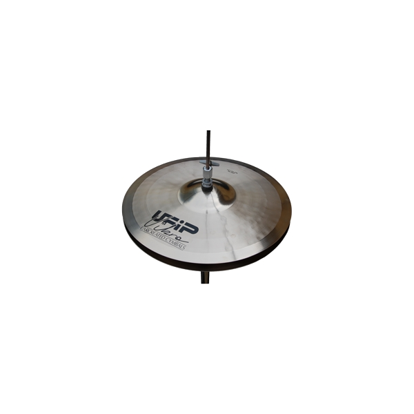 "Ufip - Vibra - VB-15 Piatto da batteria Hit hat 15"""